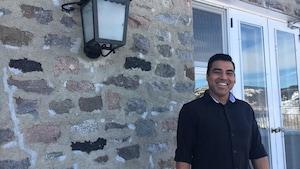 Le parcours d'intégration de Gyan Prasad Népal