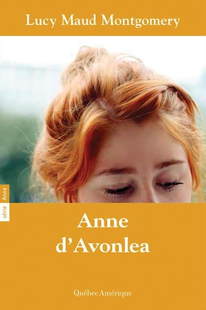 Page couverture du livre Anne d'Avonlea.