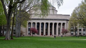 Le campus du Massachusetts Institute of Technology, dans la région de Boston.