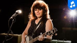 Lisa LeBlanc chante Ti-gars, studio 12