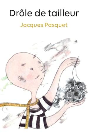 Page couverture du conte jeunesse <i>Drôle de tailleur</i>