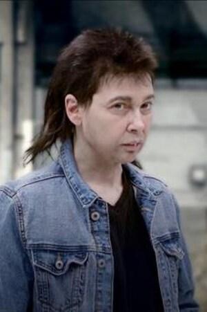 La comédienne dans son rôle de Crotte de nez dans le Bye bye