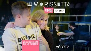 Louis Morissette et Véronique Cloutier