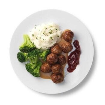 IKEA Canada lance la nouvelle boulette végétale pour les amateurs de viande.