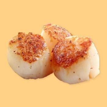 Pétoncle - Ingrédients - Mordu