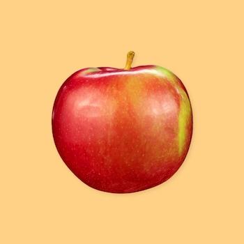 Pomme - Ingrédients - Mordu