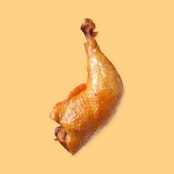Poulet cuisse - Ingrédients - Mordu