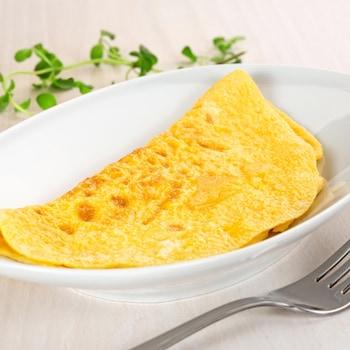 Omelette nature - Recettes - Mordu