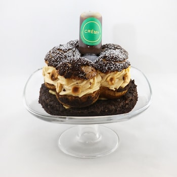 Gâteaux qui semble absolument délicieux. yummy