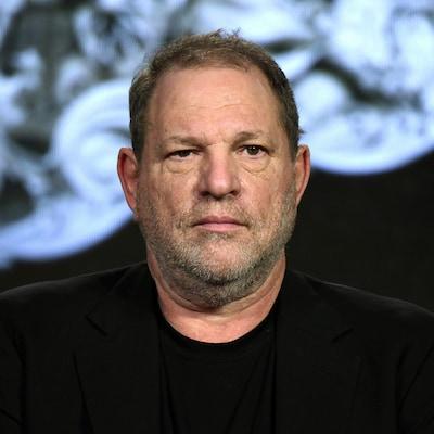 Le producteur américain Harvey Weinstein en 2016
