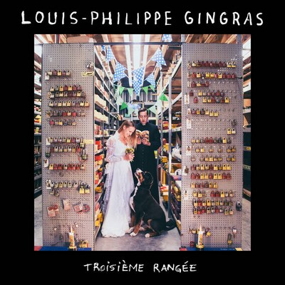 LOUIS-PHILIPPE GINGRAS: TROISIEME RANGEE