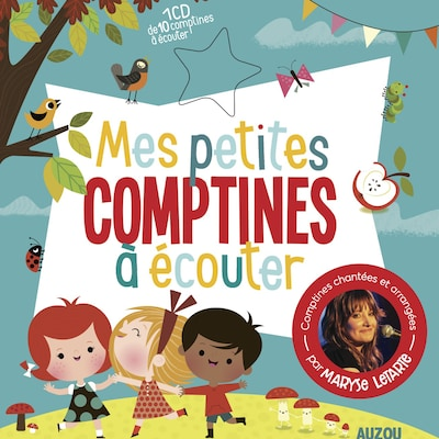 MARYSE LETARTE: MES PETITES COMPTINES A ECOUTER