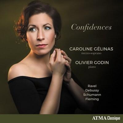 CAROLINE GELINAS: CONFIDENCES