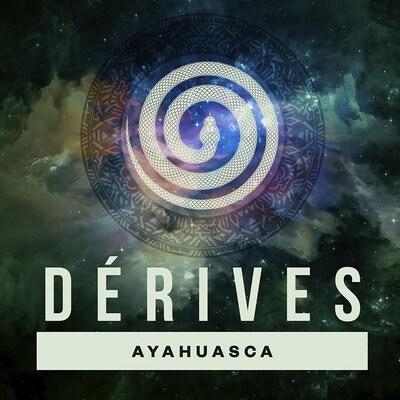 Visuel moteur de la saison 2 de Dérives : Ayahuasca