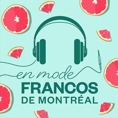 En monde Francos de Montréal.