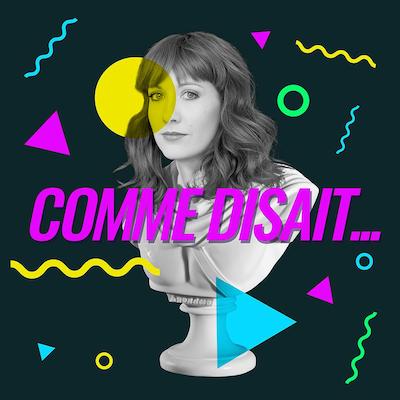 Le balado « Comme disait... », animé par Rose-Aimée Automne T. Morin