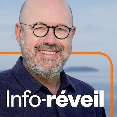 Info réveil, ICI Première, Éric Gagnon