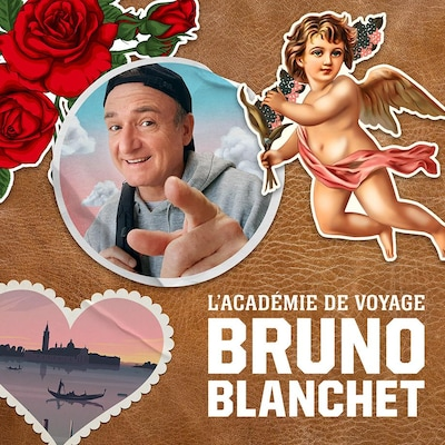 L'épisode Chacun cherche sa Katzka du balado L'académie de voyage de Bruno Blanchet.