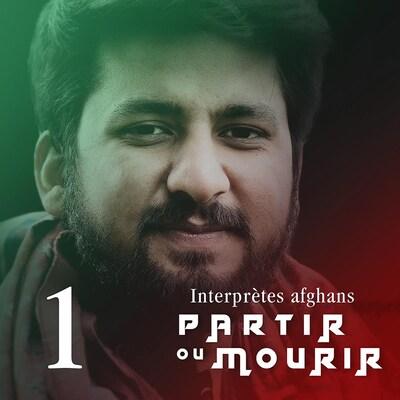L'épisode « Gino : d'interprète à paria » du balado Interprètes afghans : partir ou mourir
