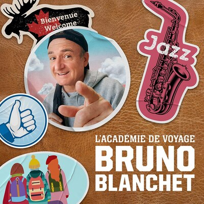 Les premiers, mais pas les derniers, du balado L'académie de voyage de Bruno Blanchet.