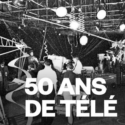 Tournage de « Club d'un soir / One Night Club », diffusée le 6 septembre 1952