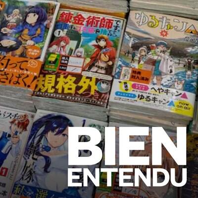 Des mangas en vente au Japon.