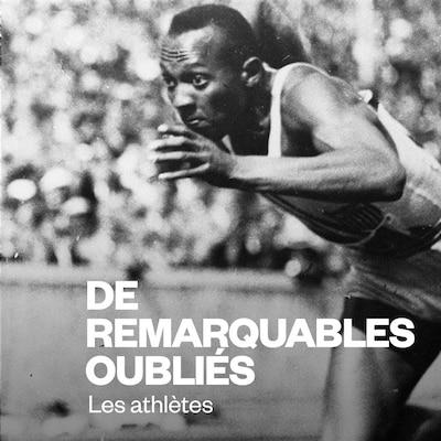 Jesse Owens aux Jeux olympiques de 1936 à Berlin
