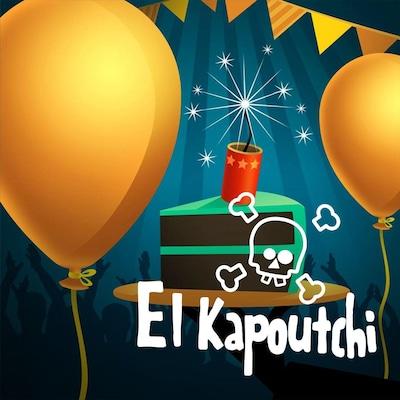 L'épisode Anniversaire du balado El Kapoutchi