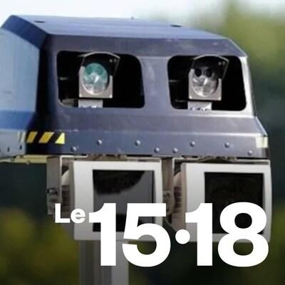 Les radars photographiques comme celui-ci détectent les véhicules qui circulent trop vite et photographient leur plaque d'immatriculation, ce qui mène à des contraventions.