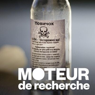 Un flacon contient du Novitchok.