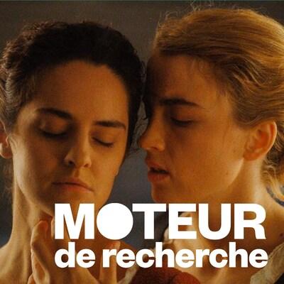 Un scène du film Portrait de la jeune fille de feu de Céline Sciamma.