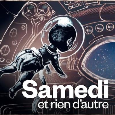 Une image de la bande dessinée Le petit astronaute, de Jean-Paul Eid