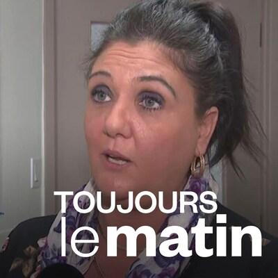 La mairesse de Saint-Mathieu-du-Parc, Josée Magny.