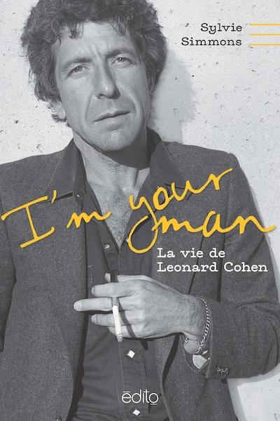 I'm your man - La vie de Leonard Cohen, audionumérique.