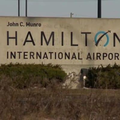 Aéroport international d'Hamilton