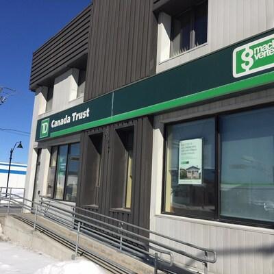 La succursale de la banque TD Canada Trust de Malartic fermera en septembre prochain.