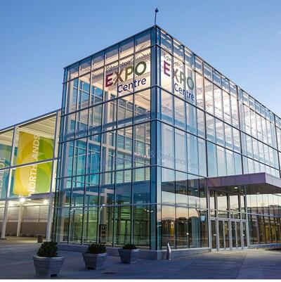 Le centre d'exposition Northlands d'Edmonton