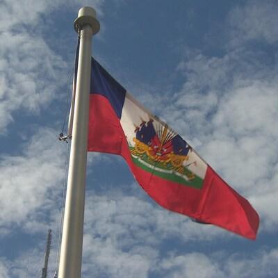 La communauté haïtienne célèbre la création de son drapeau national.