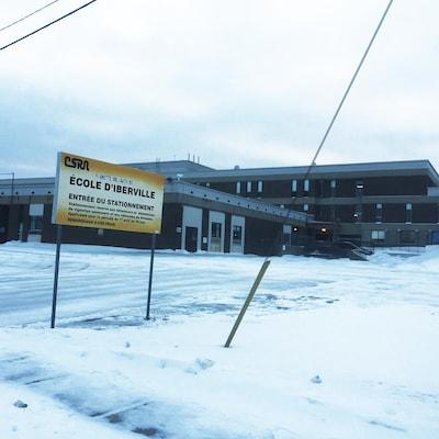 Reprise des cours à l'école d'Iberville de Rouyn-Noranda