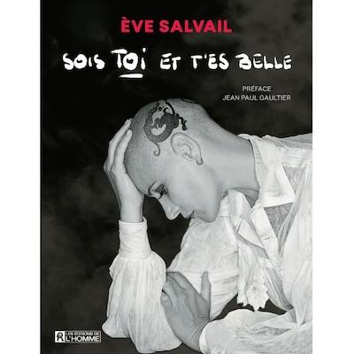 La couverture de la biographie de la Matanaise Ève Salvail.