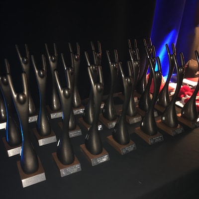 Les prix Desjardins du Gala Sport-Hommage Mauricie.