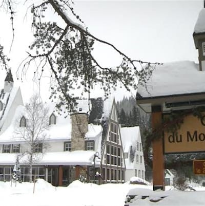 Gîte du Mont-Albert.