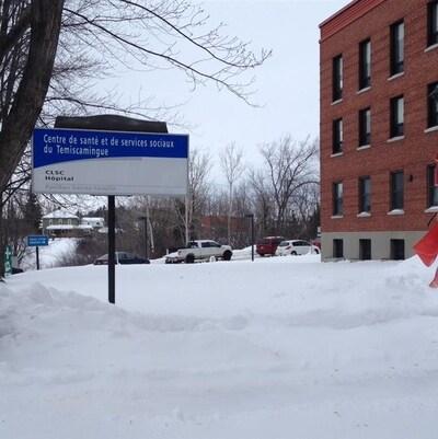 Hôpital de Ville-marie, Témiscamingue