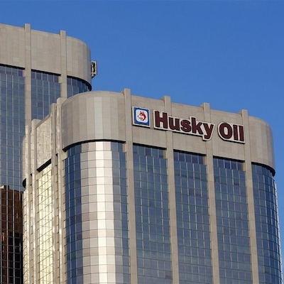 gratte-ciel Husky Energy.L'explosion d'une citerne sur le site d'une raffinerie de pétrole de l'entreprise Husky Energy a eu lieu jeudi matin dans l'État américain du Wisconsin.