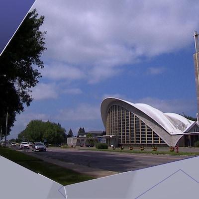 Centre-ville de Nicolet