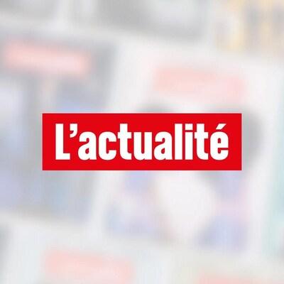 Le logo de l'Actualité.