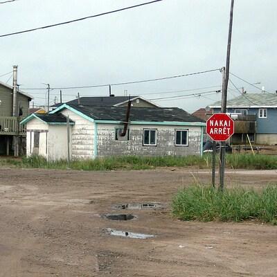 Le village innu de Nutashkuan