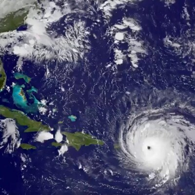 Ouragan Harvey 2017.