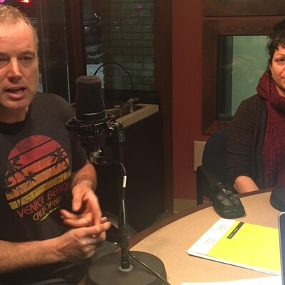 Pierre Salois et Isabelle Jacob ont collaboré pour la réalisation du projet.