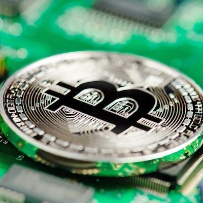 Une illustration du bitcoin.